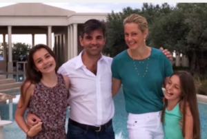 George Stephanopoulos wife ali wentworth children