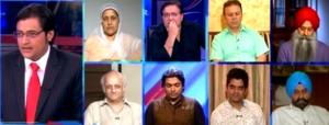 arnab goswami news hour