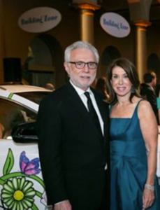 wolf blitzer wife Lynn Greenfield picture
